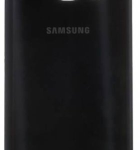 Задняя крышка Samsung Galaxy S7 (G930) Черная
