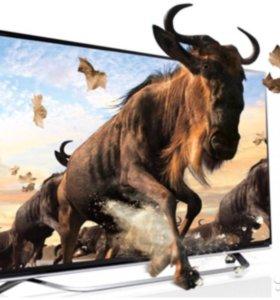 Телевизор LG смарт тв,3D,4K, встроенный модуль!