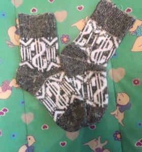 Тёплые носки! Новые!!!