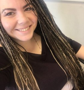 Афрокосы, зизи, наращивание волос