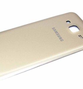 Задняя крышка Samsung Galaxy J3 (2016) Золото