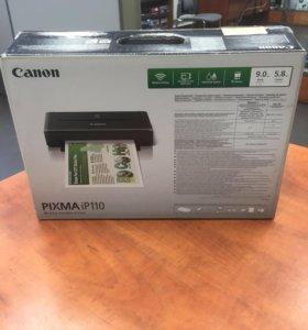 Принтер струйный Canon Pixma IP110 mobile