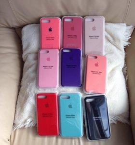 Чехлы на iPhone 7 plus / iPhone 8 plus