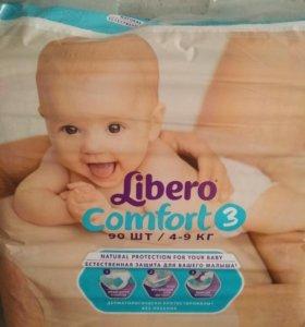 Libero Comfort 3 (4-9 кг)