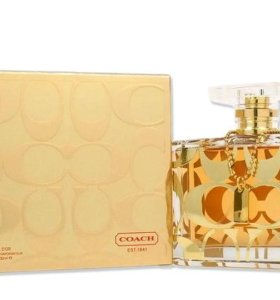 Coach Signature Rose D'Or