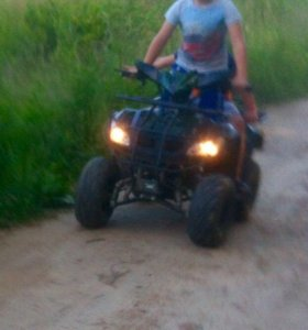 Квадроцикл Yeti 125 cc