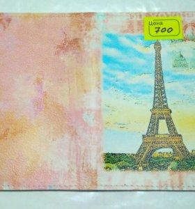 Обложки на паспорт кожа