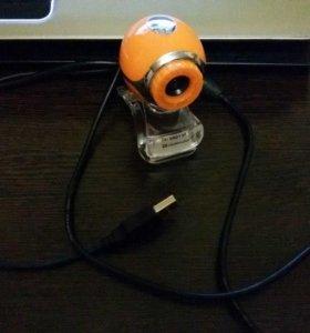 Веб-камера Defender C-090 Orange