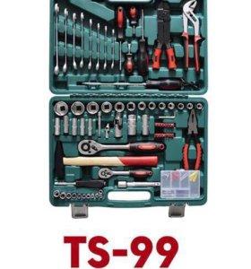 Набор инструментов PRIORITET TS-99 предметов