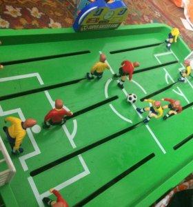 Яркий захватывающий Настольный футбол