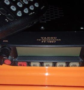 Радиостанция Yaesu FT-1907