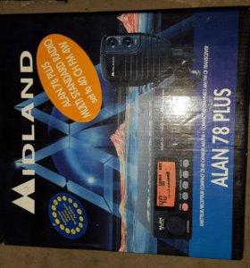 Радиостанция Midland Alan 78+