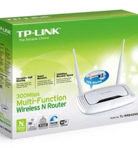 TP-LINK TL-WR842ND