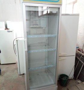 Холодильник Бирюса дверь стекло