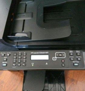 Принтер, сканер, факс HP 1536 dnf mfp