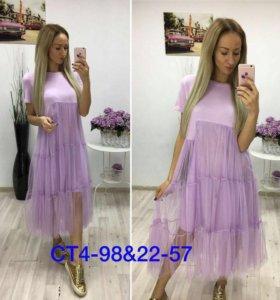 Новое 48р платье