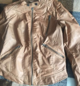 Продам две Куртки из ЭКО кожи бу
