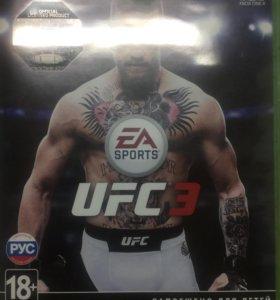 UFC 3 Xbox One