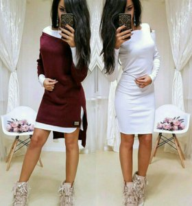 Новая двойка (платье+туника)