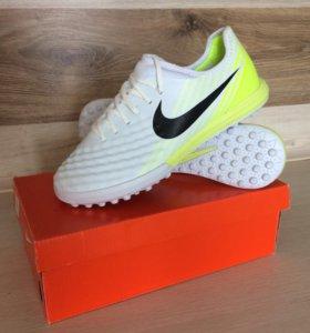 Сороконожки Nike Magista X Lunarlon 42p.