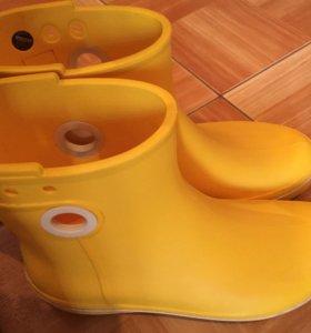 Кроксы Crocs Резиновые сапоги