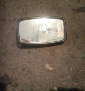 Продам хром боковое зеркало на ваз 2101