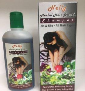 Травяной шампунь для волос