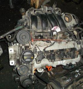Двигатель Шкода/Ауди/Фольксваген BLF 1.6