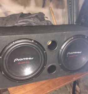 Pioneer и кикс 27/1200