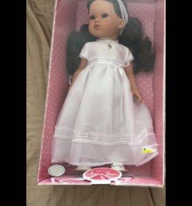 Кукла новая испанская
