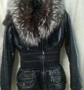 Куртка зима - весна 46 размер