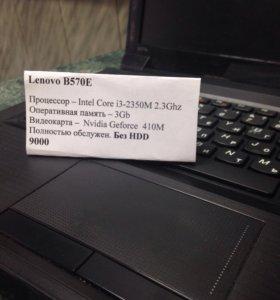 Lenovo B570E