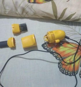 Мини USB пылесос