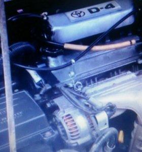Двигатель 3s fse D -4