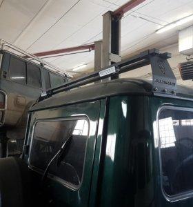 Багажник на Уаз Ниву