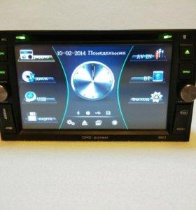 DHD-Pioneer 6801 2Din CD, DVD, USB, SD, BT...