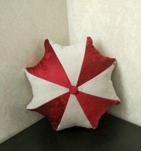 Подушка ( umbrella, resident evil)
