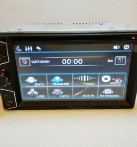 Pioneer MP-362 TV, DVD, USB, SD, AUX, BT...