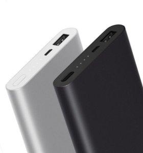 Power Bank Xiaomi V 2 10000mAh Аккумулятор,