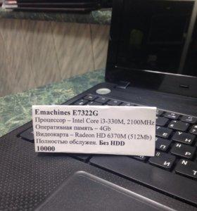 Emachines E7322G