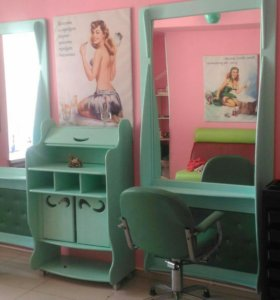 Оборудование для парикмахерской, салона красоты