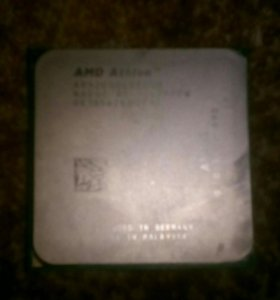 Процессор AMD Athlon X2 5200