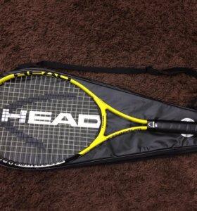 Профес. Теннисная ракетка HEAD Titanium 2000