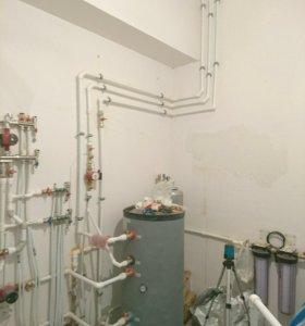 Отопление,водоснабжение