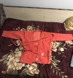 Курточка самбо