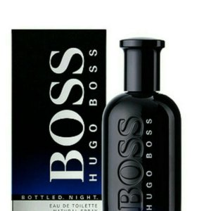 "Hugo Boss ""Bottled Night""😍 ТЕСТЕР 😍"