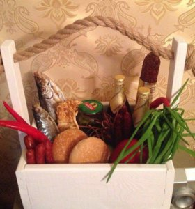 Ящик для подарка, декора