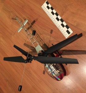радиоуправляемый вертолет, модель фирмы WALKERA