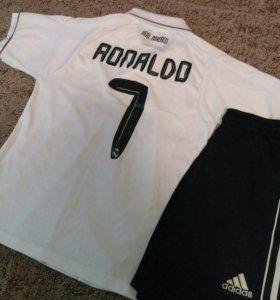 Форма Реал Мадрид