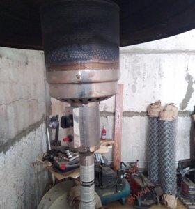 Газовый обогреватель грибок